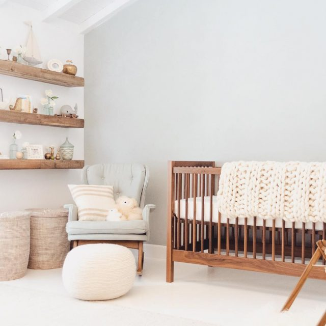 Sharing photos of Liams Nursery on laurenconradcom today